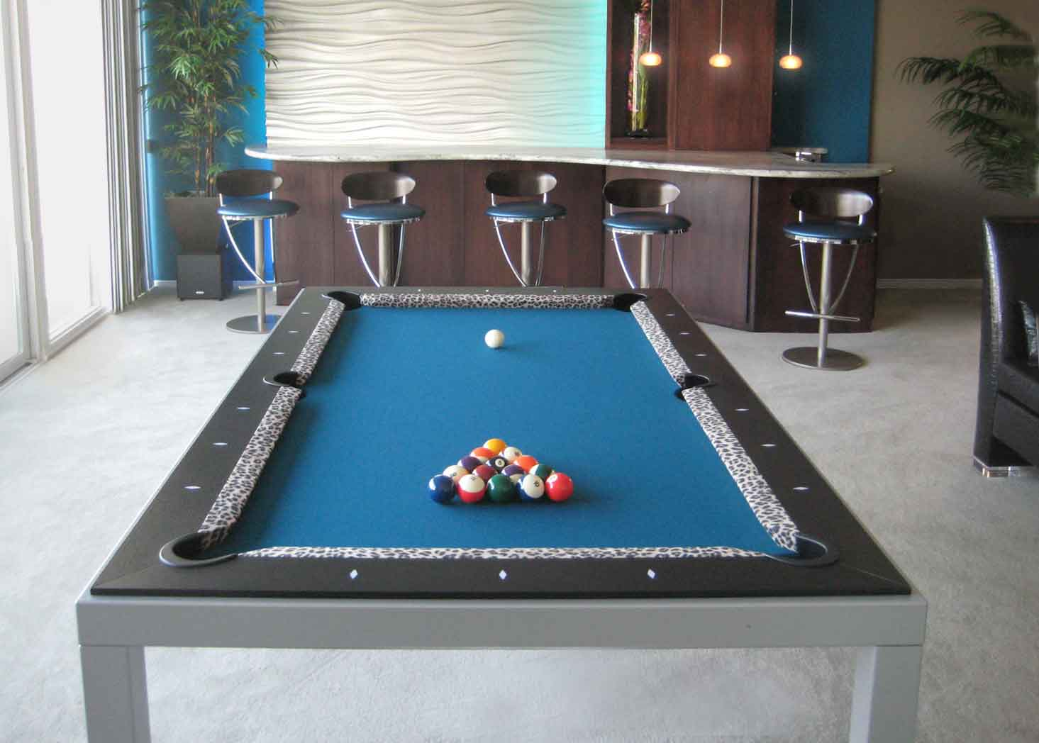 Show Your Wild Side Dk Billiard Service Pool Tables For