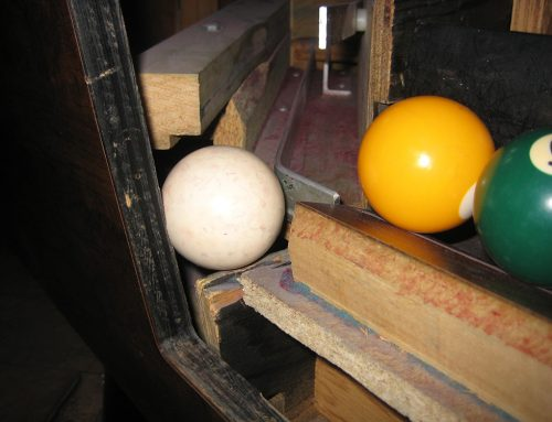 Coin Operated Pool Tables: Part Two