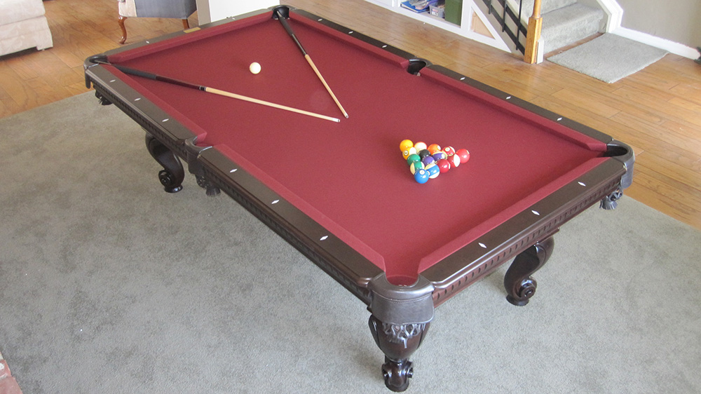 Dutchess Pool Table Delivery Dk Billiard Service Pool
