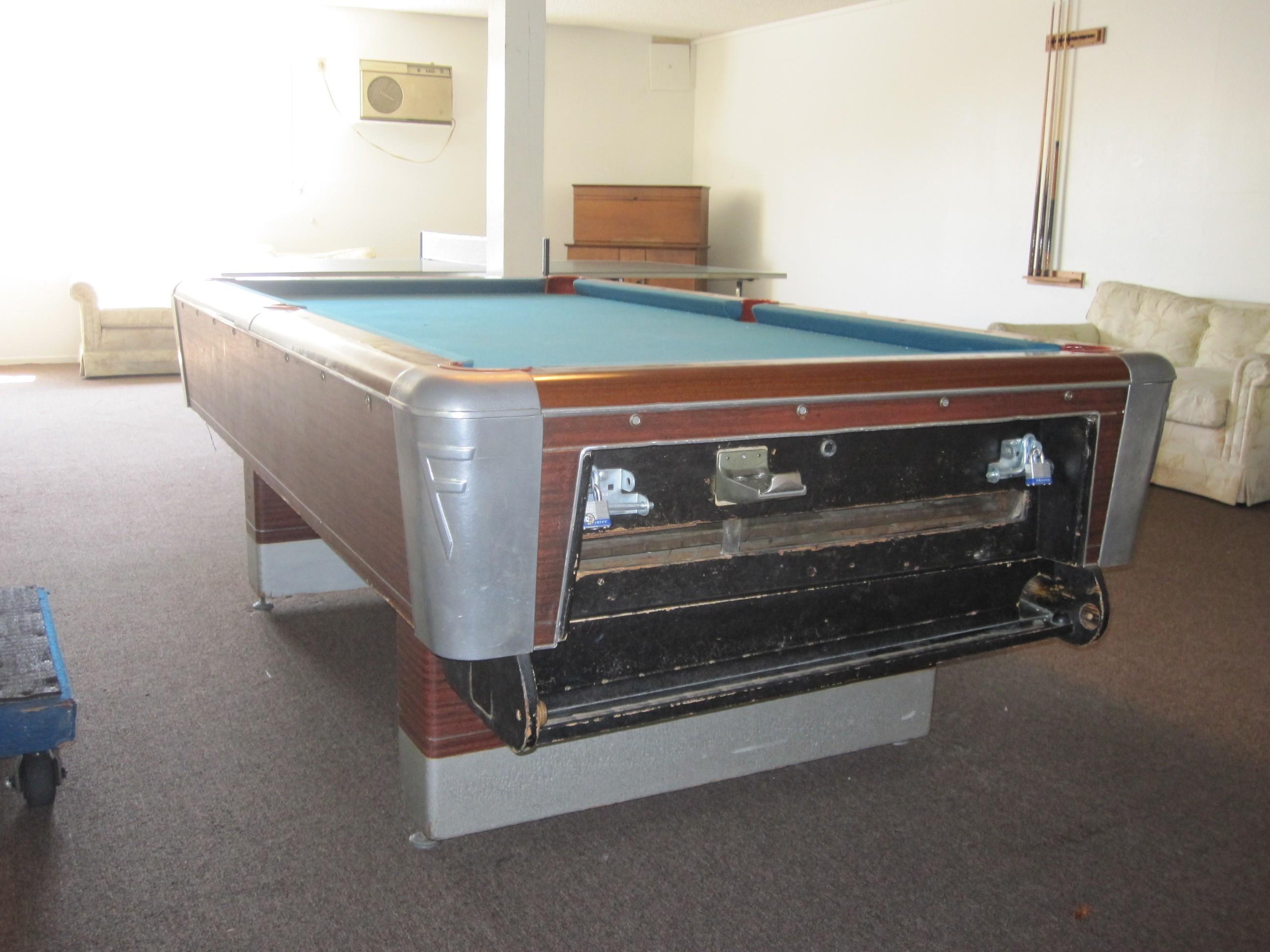 Fischer Pool Table Swap Dk Billiard Service Pool Tables