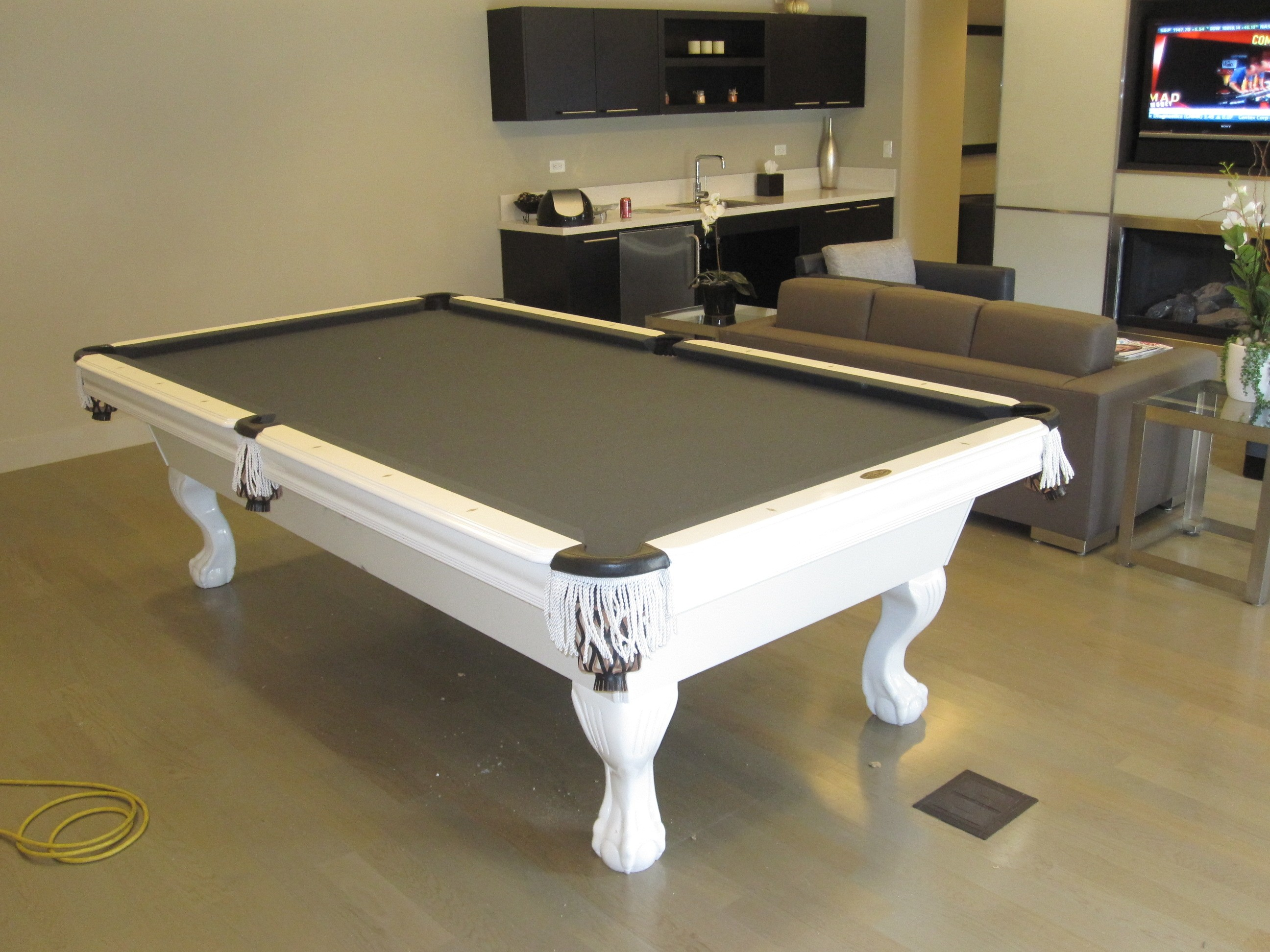 Images For Pool Table Setup >> Pool Table Setup And Refelt Archives Dk Billiard Service Pool