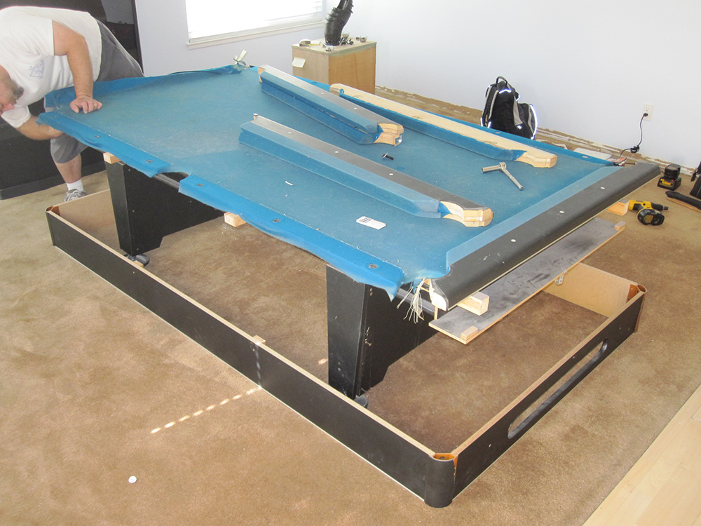 Patio Pool Table Dk Billiard Service Pool Tables For