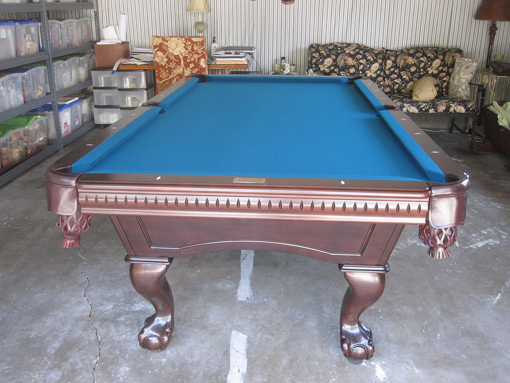 This Duchess Delivers Family Fun Dk Billiard Service