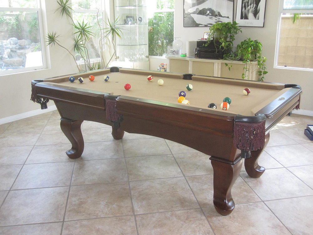 Pool Table Setup and Refelt Archives - Page 8 of 9 - DK ...