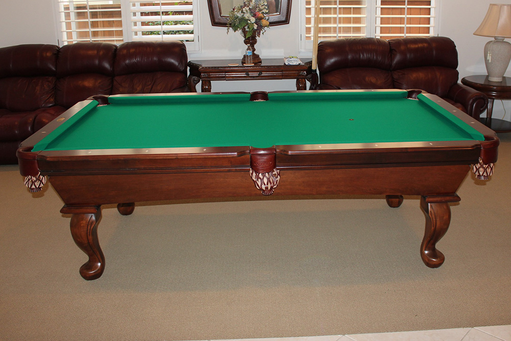What Is A Standard Size Pool Table Dk Billiard Service Pool Tables For Sale Billiard Supplies Orange Ca
