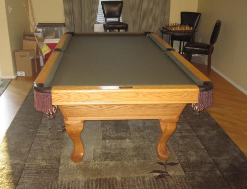 Should I Buy a New or Used Pool Table?
