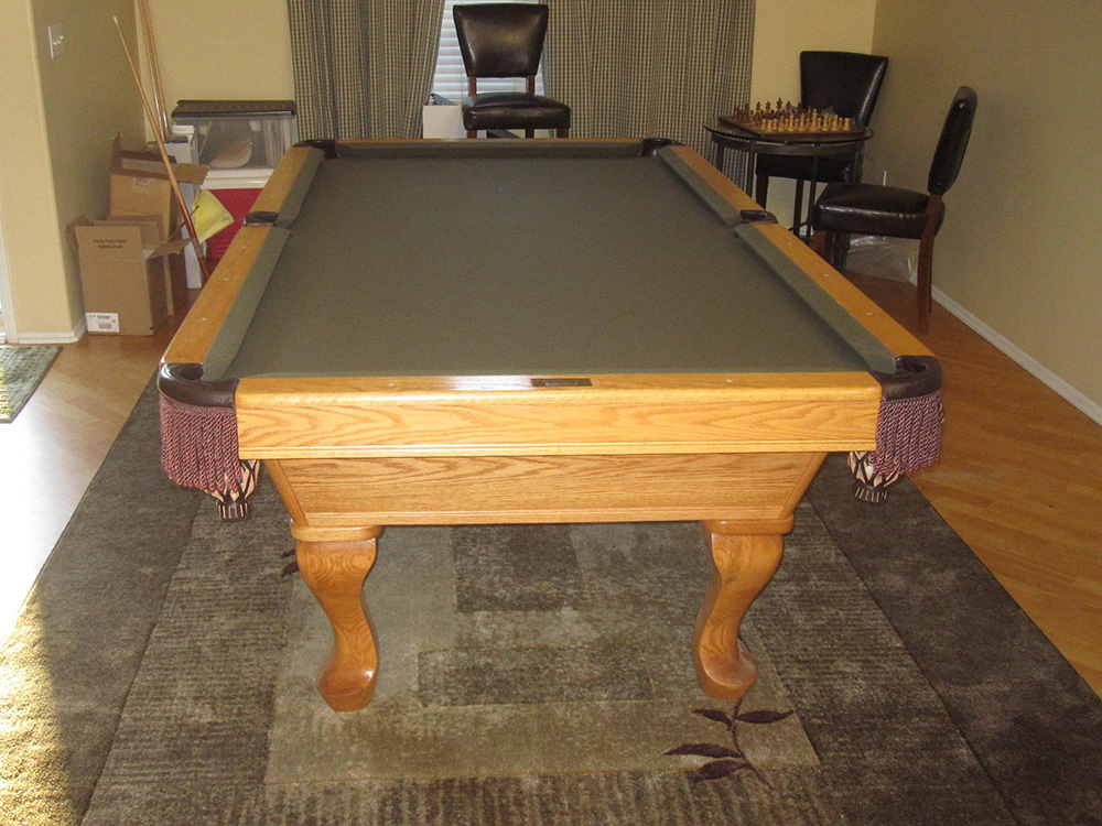 Should I Buy a New or Used Pool Table? - DK Billiard Service, Pool