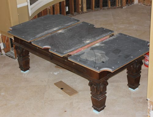 Buying a Used Pool Table? Part 1: Slate