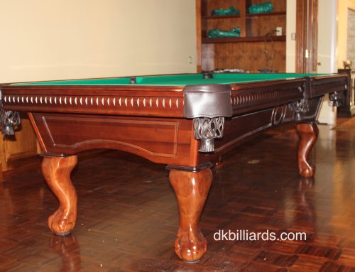 The New Classic Pool Table