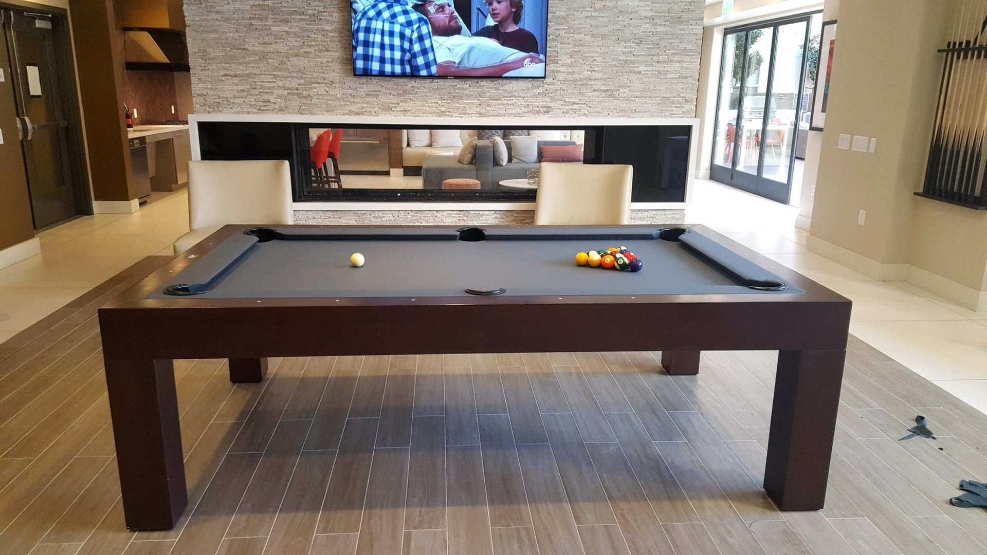 James Perse Style Gets New Simonis Dk Billiard Service