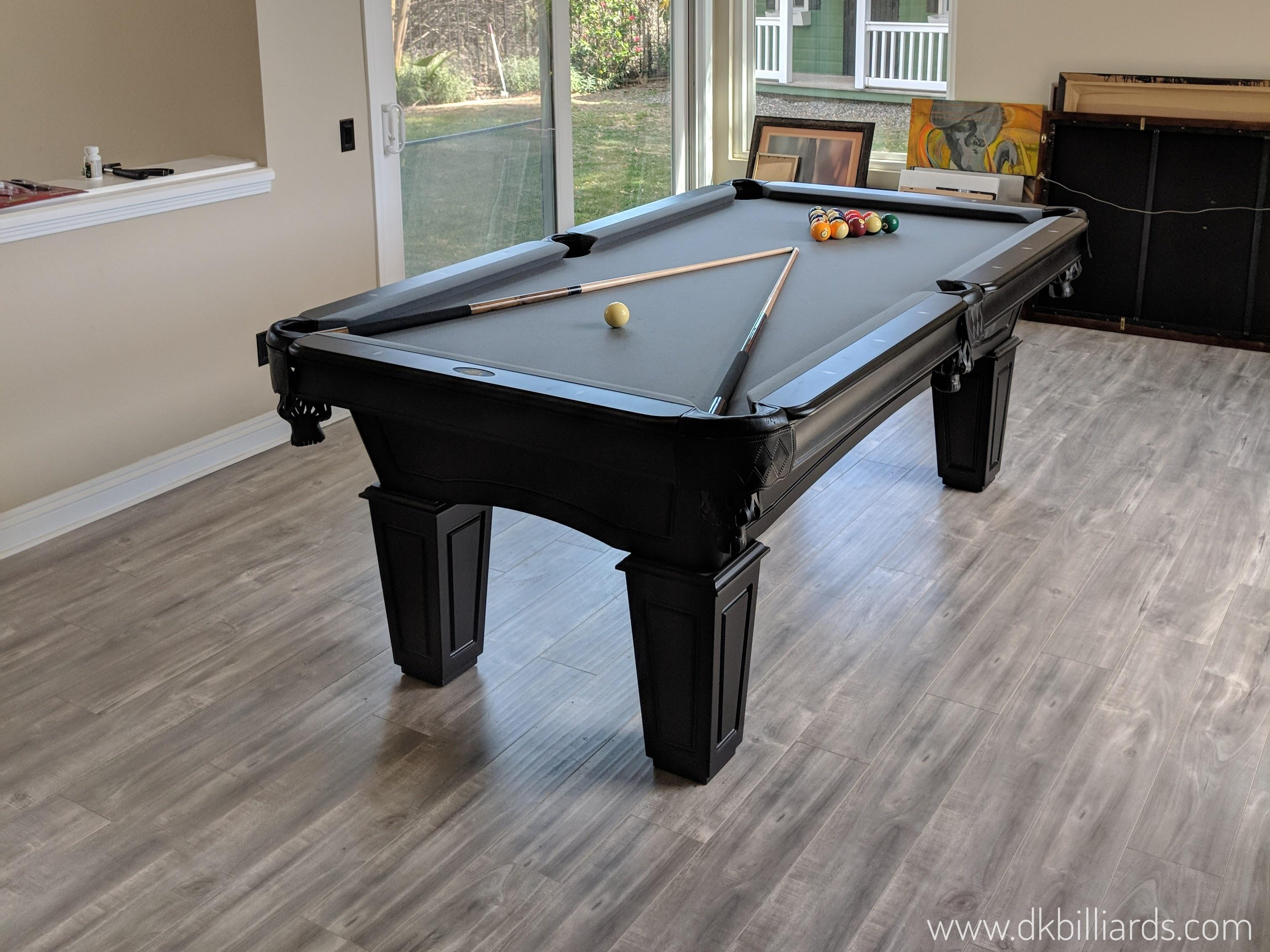 7 foot pool table Archives - DK Billiard Service, Pool Tables For ...