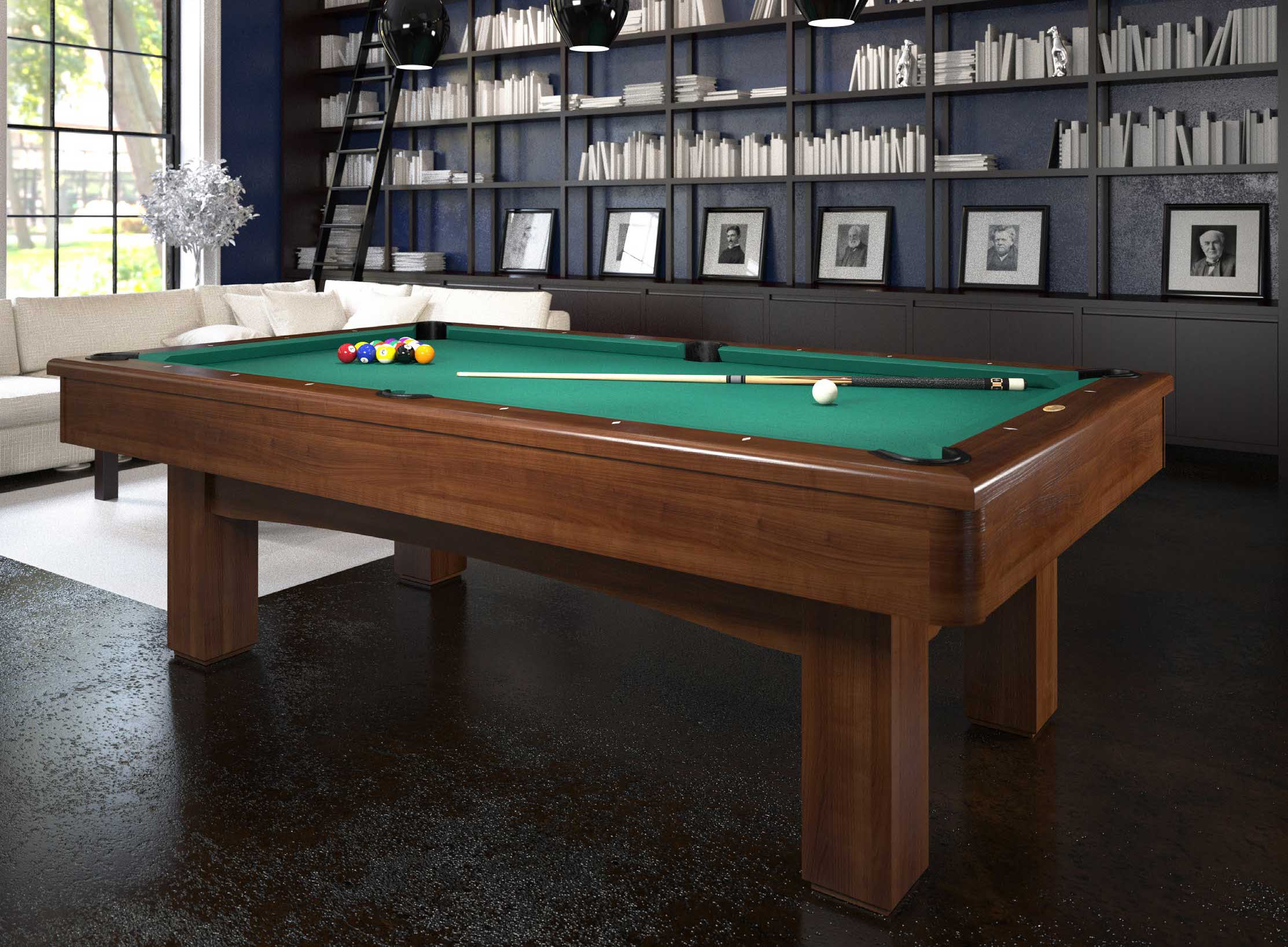How To Install A Pool Table Slate Installation Home Billiards >> Dk Billiard Service Pool Tables For Sale Billiard Supplies
