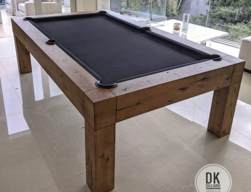 Brunswick Parsons Pool Table